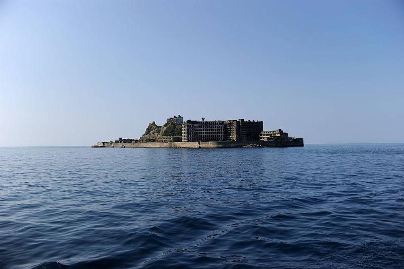 Picture of Hashima Island