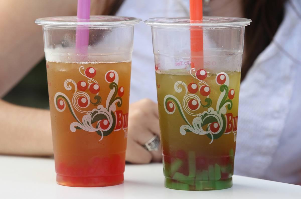 Bubble Tea In Taiwan