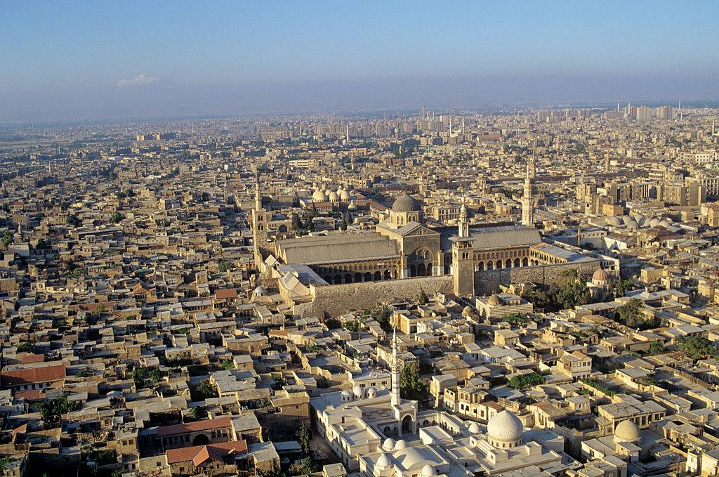 Picture of Damascus