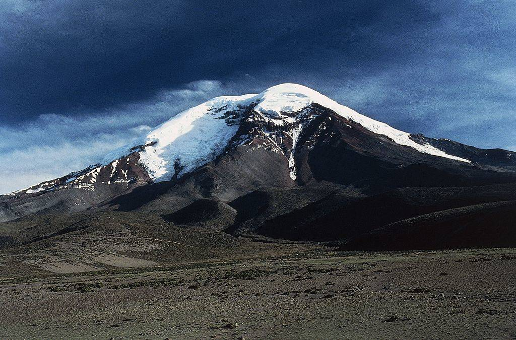 Picture of Mt. Chimborazo