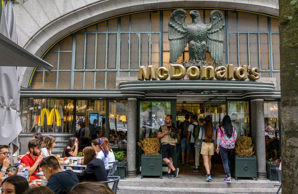 Picture of McDonald's