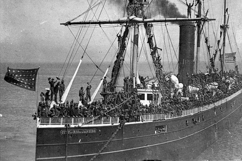 They Found One Of California's Most Famous Shipwrecks
