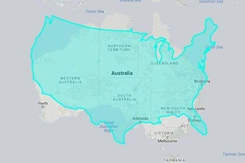 Australia Vs. The United States