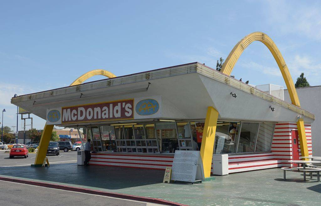 Picture of McDonalds