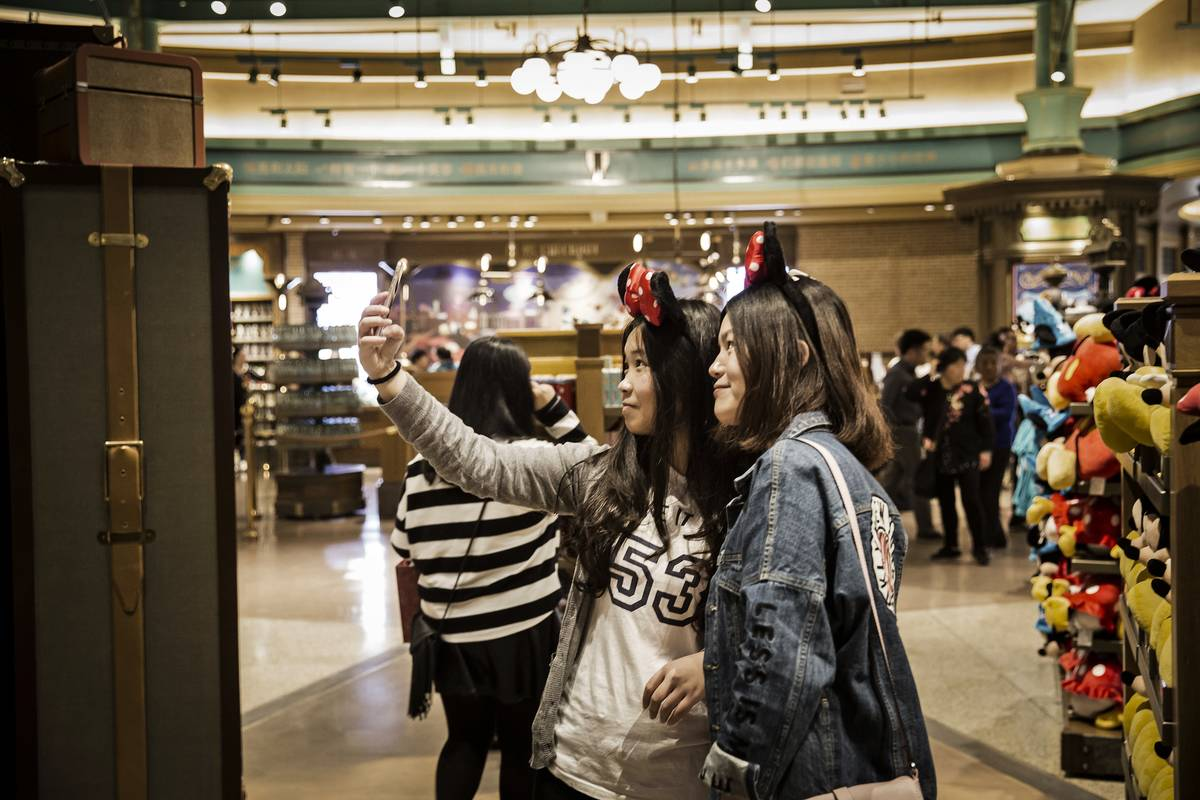 Borrow Disney's Photographer, But Use Your Camera