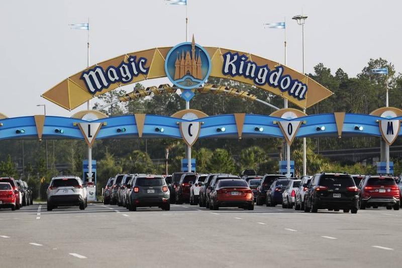 Consider Driving Instead Of Disney Transportation