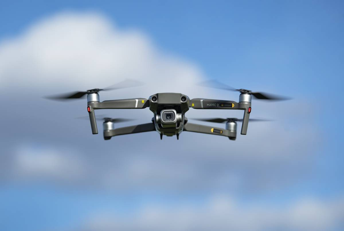 Keep Your Drone At Home