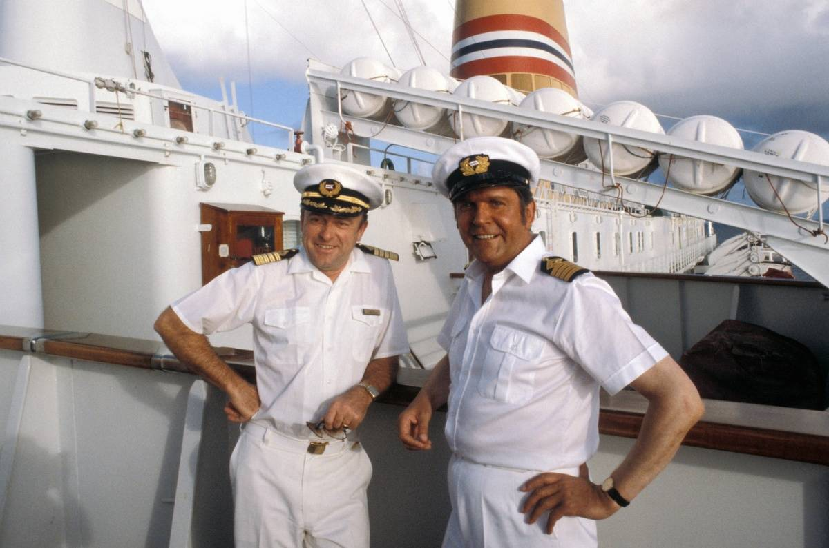 No Shaking Hands With The Crew Or Captain