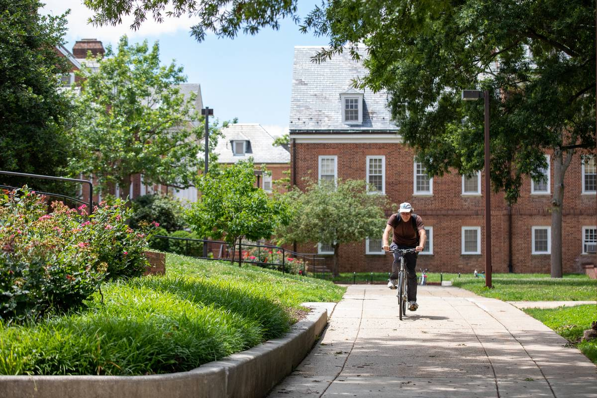 College Park, Maryland Is Trendy And Half The Price Of A Larger City