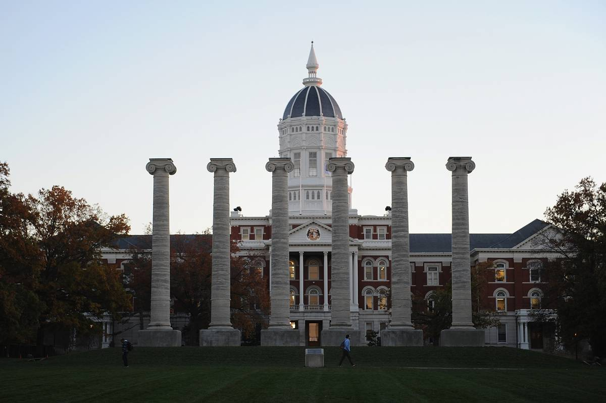 Columbia, Missouri Is Surrounded By Three Colleges