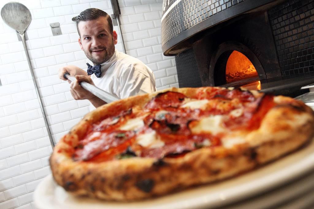 Picture of Motorino Pizza