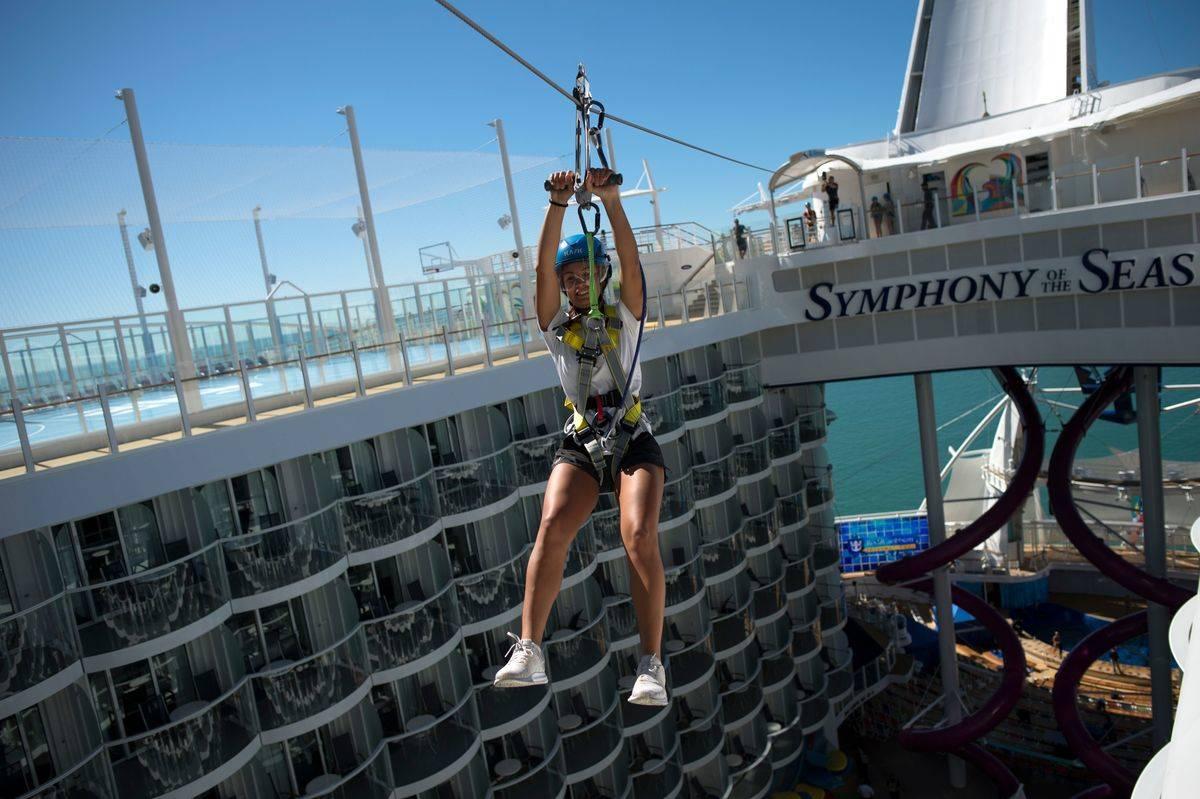 SPAIN-TOURISM-TRANSPORT-CRUISE