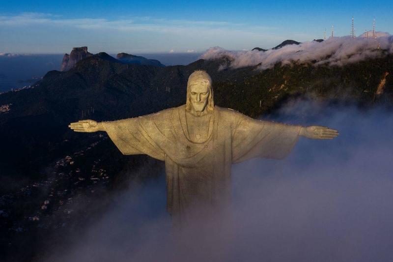 BRAZIL-TOURISM-CHRIST THE REDEEMER