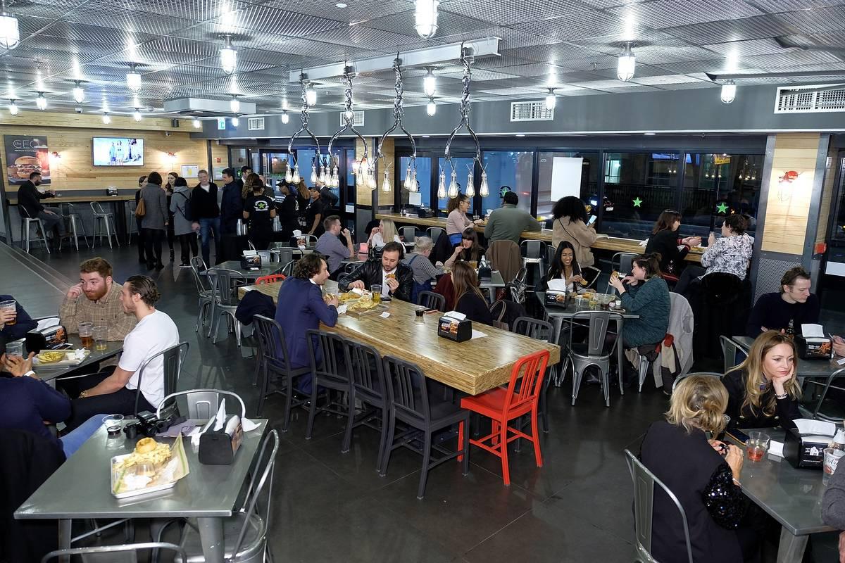 Burger Fi Grand Launch