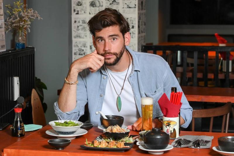 EXCLUSIVE - Singer Alvaro Soler