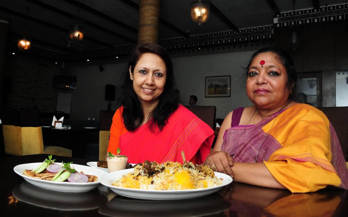 Special Shoot On Lucknowi Food Legacy In Kolkata